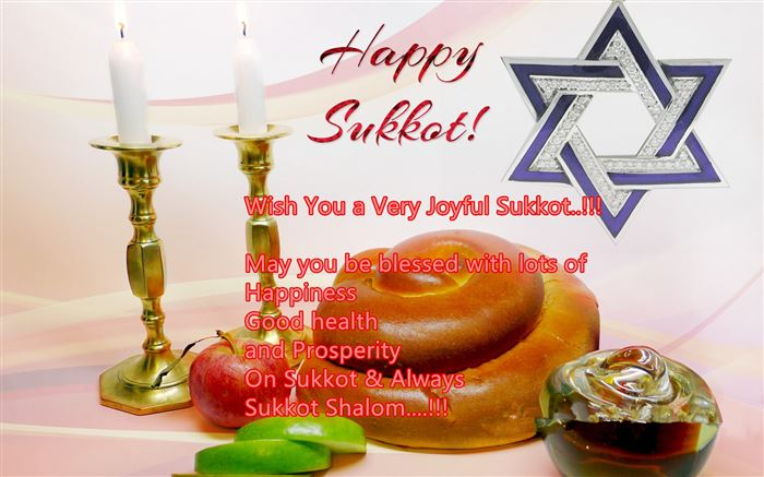 Best Proper Greetings For Sukkot