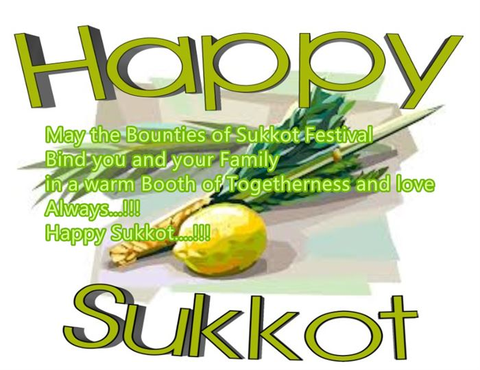 Short Proper Greetings For Sukkot