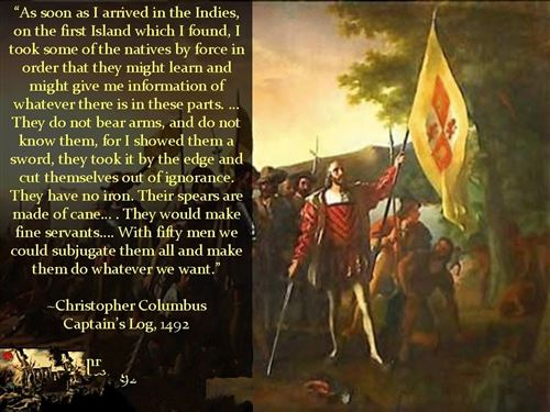 Famous Columbus Day Quotes And Sayings