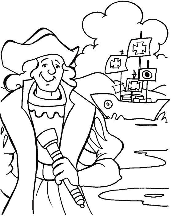 Top Columbus Day Worksheets For Kids