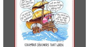 True History Of Columbus Day For Children