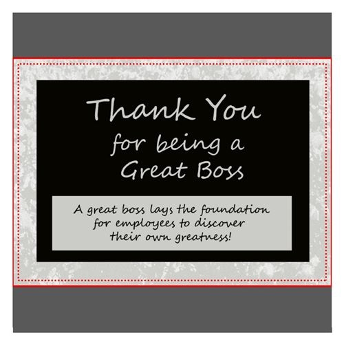 Best Free Printable Boss's Day Greetings Cards