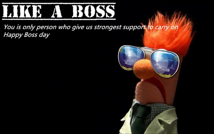 Meaningful Sample Message For Boss's Day