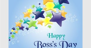 Famous Happy Boss's Day Wishes SMS