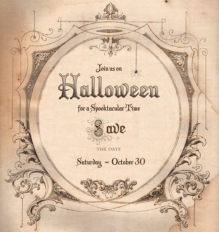 Best Halloween Party Invitations Templates