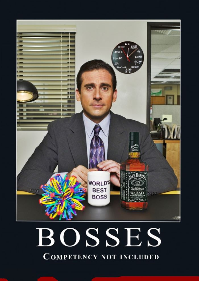Short Funny Happy Boss's Day Messages
