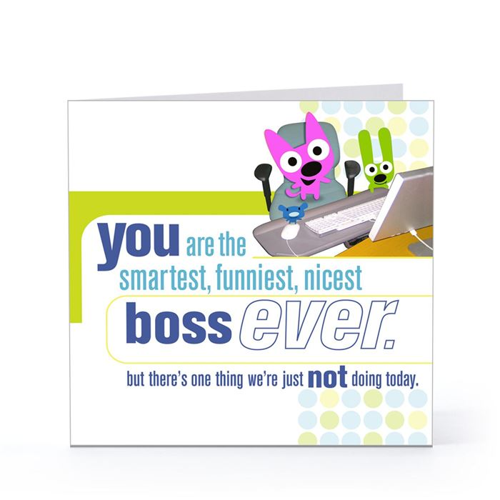 Unique Happy Boss's Day Quotes