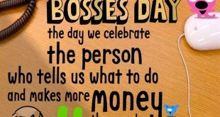 Inspirational Message For Boss's Day