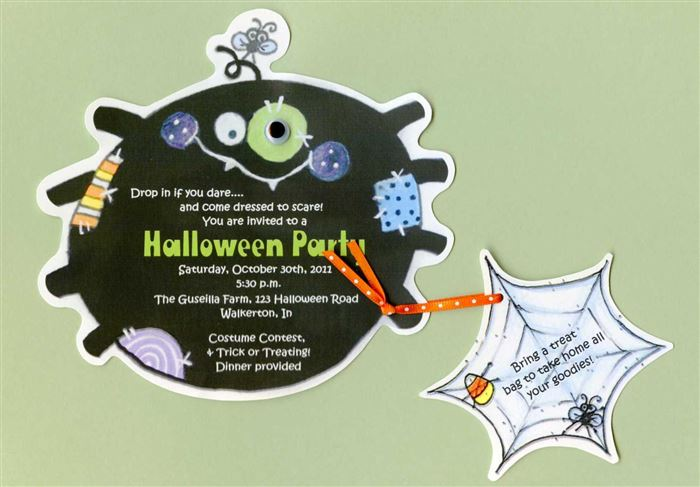 Unique Halloween Sayings For Invitations