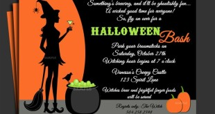 Meaningful Halloween Sayings For Invitations