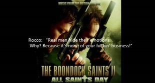 Top All Saints Day Quotes Movie