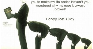 Top Appreciation Happy Boss's Day Quotes