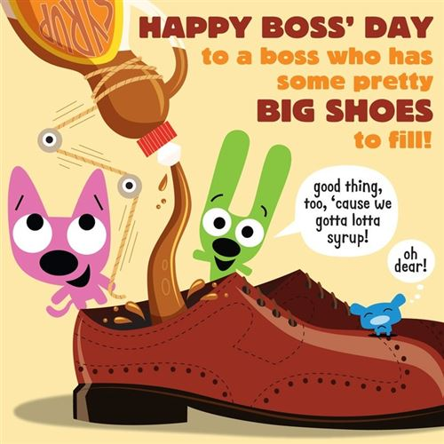 Best Happy Boss's Day Sayings Wishes