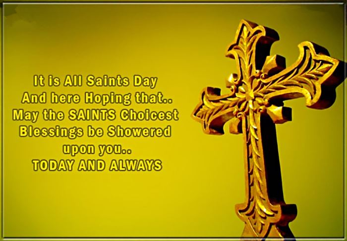 Unique All Saints Day Quotes About Life