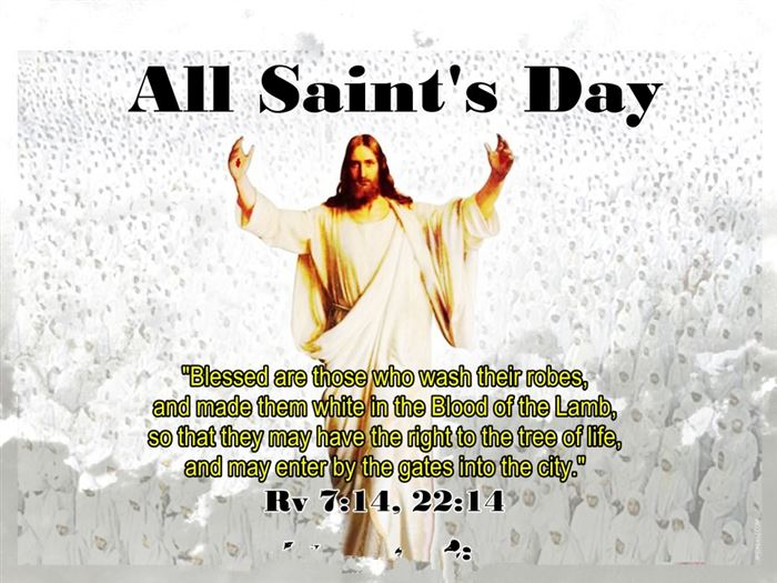 Famous All Saints Day Quotes About Life