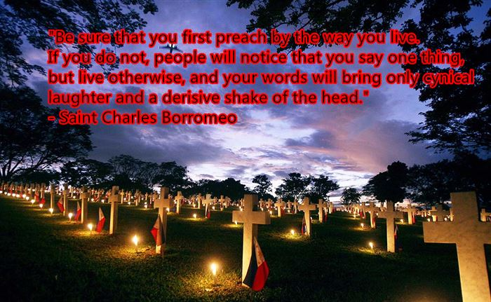 Meaningful Feast Of All Saints Day Quotes