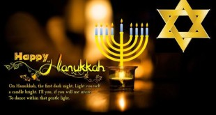 Best Happy Hanukkah Greetings Quotes