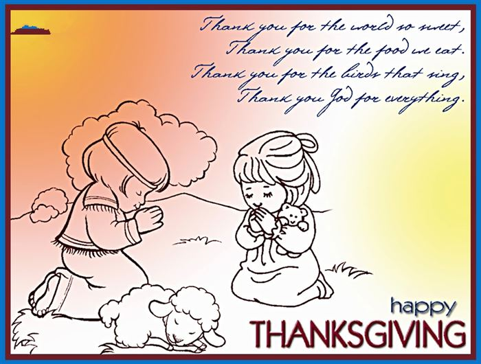 Meaningful Happy Thanksgiving Blessings Quotes