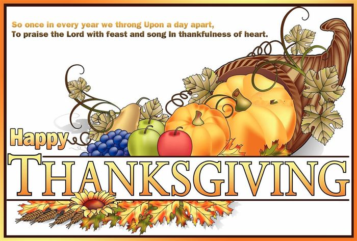 Best Happy Thanksgiving Sayings For Kids