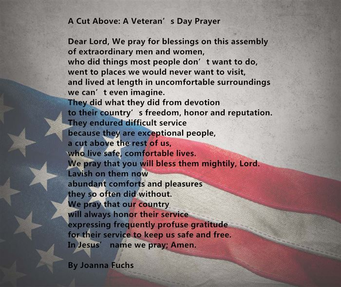 Best Catholic Prayers For Happy Veterans Day