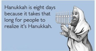 Funny Happy Hanukkah Messages