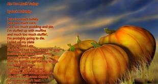 Funny Happy Thanksgiving Poems By Jack Prelutsky