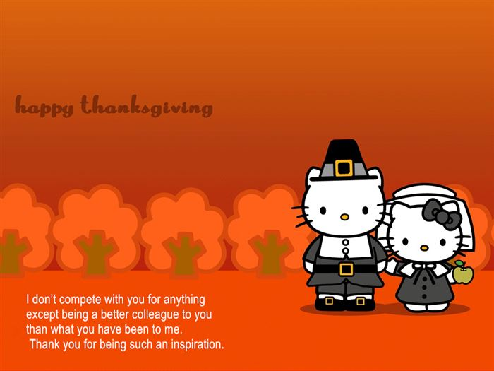 Happy Thanksgiving Day Messages For Colleagues