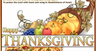 Happy Thanksgiving Day Quotes For Facebook