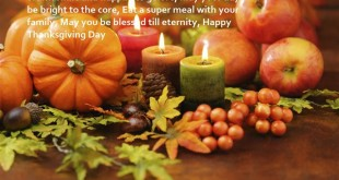 Happy Thanksgiving Messages For Customers