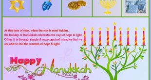 Inspirational Happy Hanukkah Quotes For Family