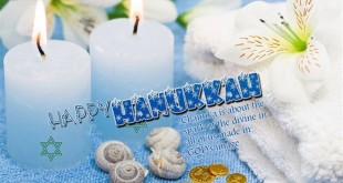 Meaningful Happy Hanukkah Greeting Card Messages