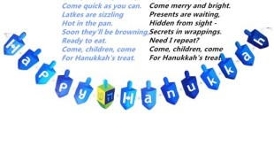 Meaningful Happy Hanukkah Poems For Children