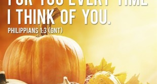 Meaningful Happy Thanksgiving Bible Verses Quotes