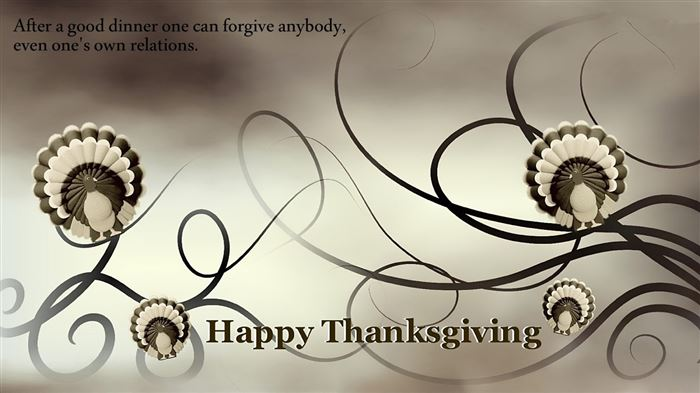 Meaningful Happy Thanksgiving Greetings Quotes