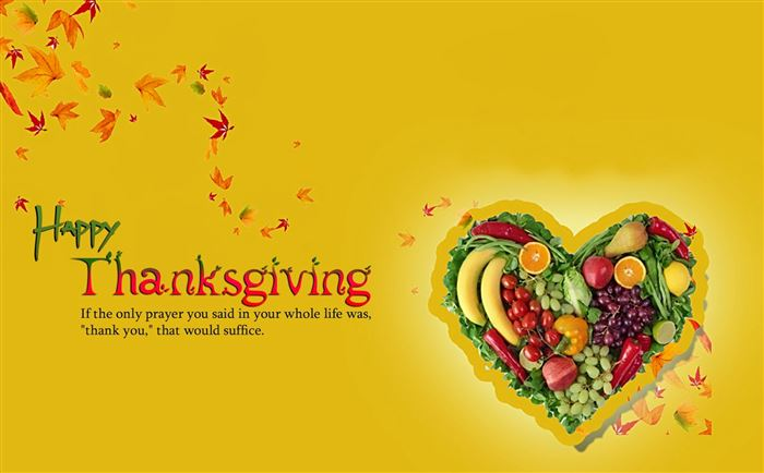 Famous Happy Thanksgiving Greetings Quotes
