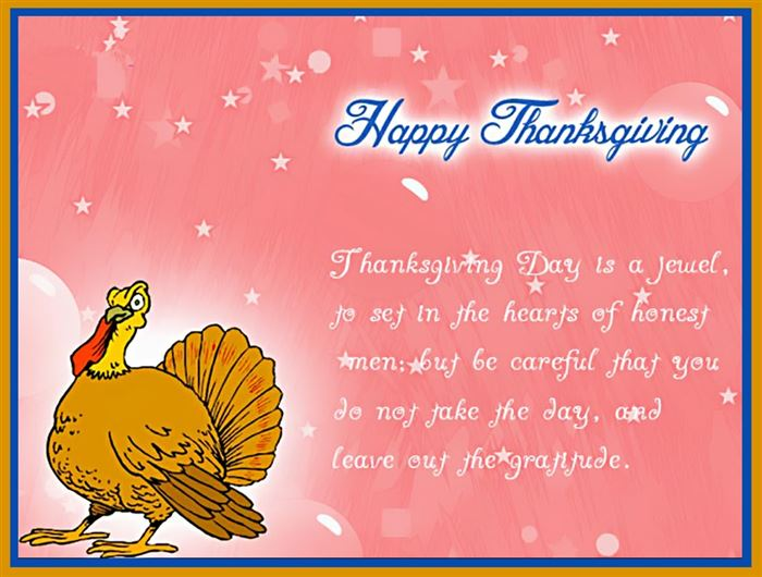 Meaningful Happy Thanksgiving Wishes Quotes