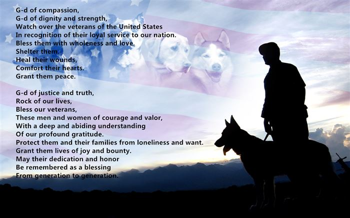 Meaningful Pastoral Prayers For Happy Veterans Day