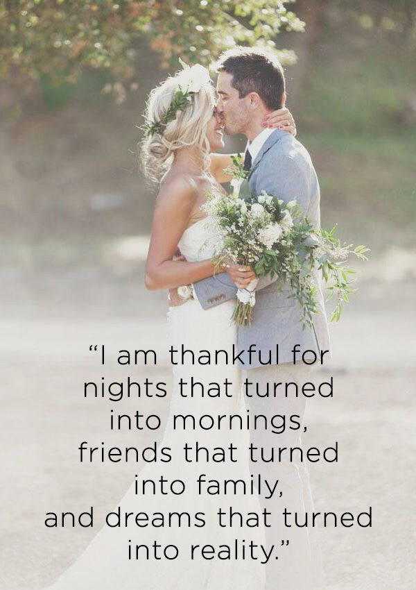 Romantic Happy Thanksgiving Quotes For Loved One