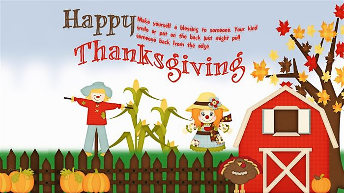 Famous Happy Thanksgiving Day Quotes For Kids