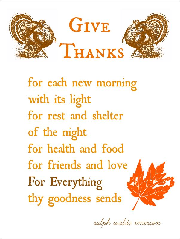 Meaningful Happy Thanksgiving Day Quotes For Kids
