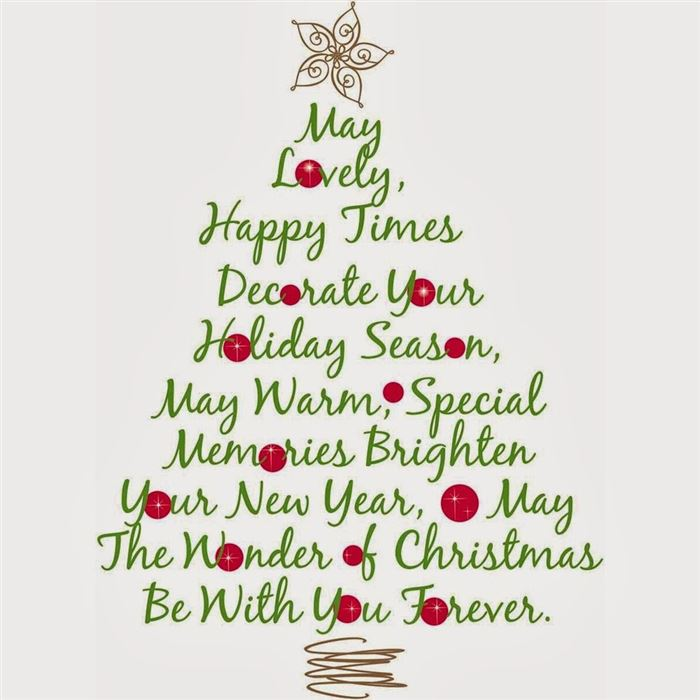 Meaningful Merry Christmas Quotes For Friends
