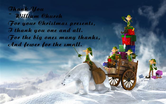 Best Funny Merry Christmas Poems For Kids