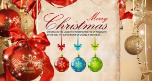 Inspirational Merry Christmas Greetings Quotes