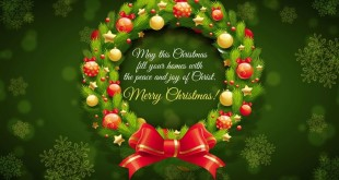 Inspirational Merry Christmas Messages Quotes