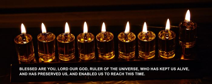 Meaningful Prayers Over Candles For Happy Hanukkah