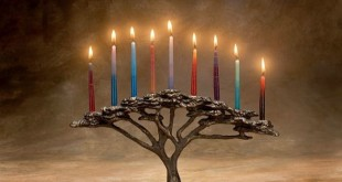 Inspirational Prayers Over Candles For Happy Hanukkah
