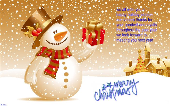 Inspirational Merry Christmas Greetings Messages For Business