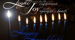 Meaningful Messianic Happy Hanukkah Blessings