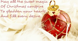 Merry Christmas Wishes Quotes And Sayings