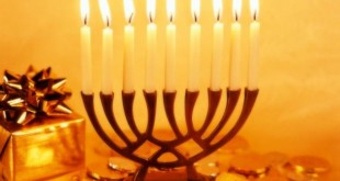 Short Happy Hanukkah Candle Lighting Prayer